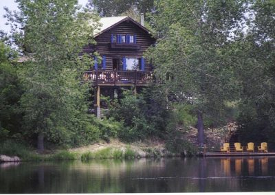 The Cabin On The Lake