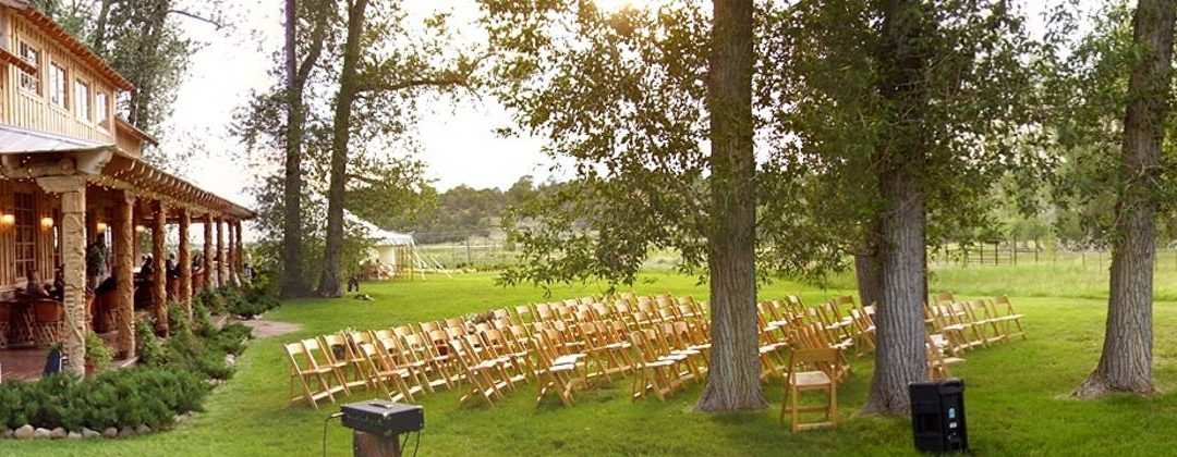 Blue Lake Ranch Knows Weddings