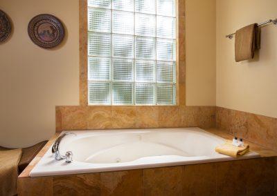 First Bathroom Tub
