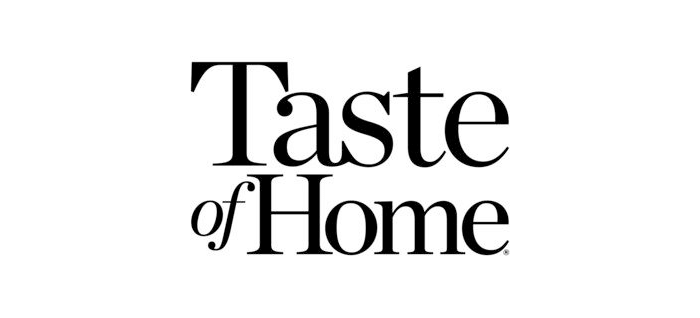 Taste of Home Logo